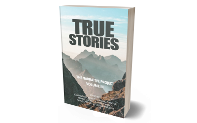 True Stories Volume III Launches on Saturday, January 23 at 4pm PST