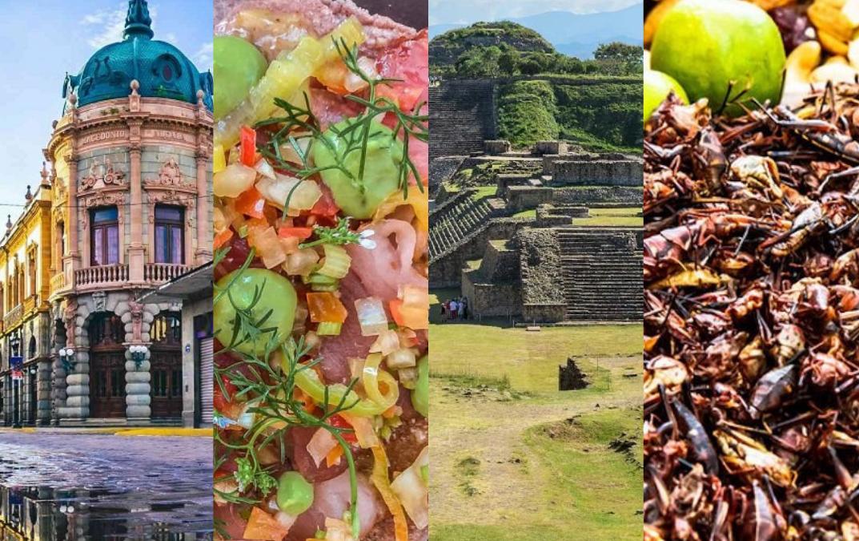 Oaxaca, Mexico: Travel and WRITE!