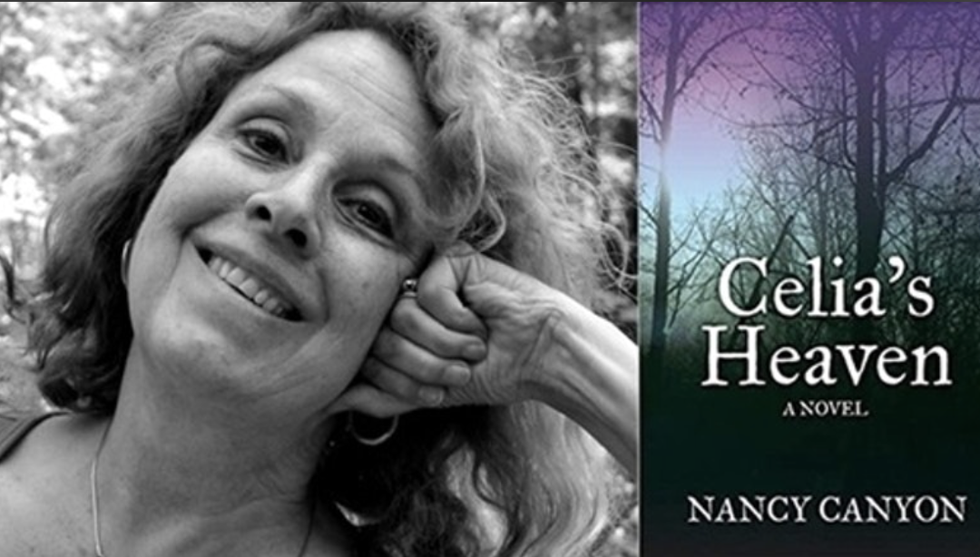 A Chanticleer Review of Celia's Heaven by (our very own) Nancy Canyon