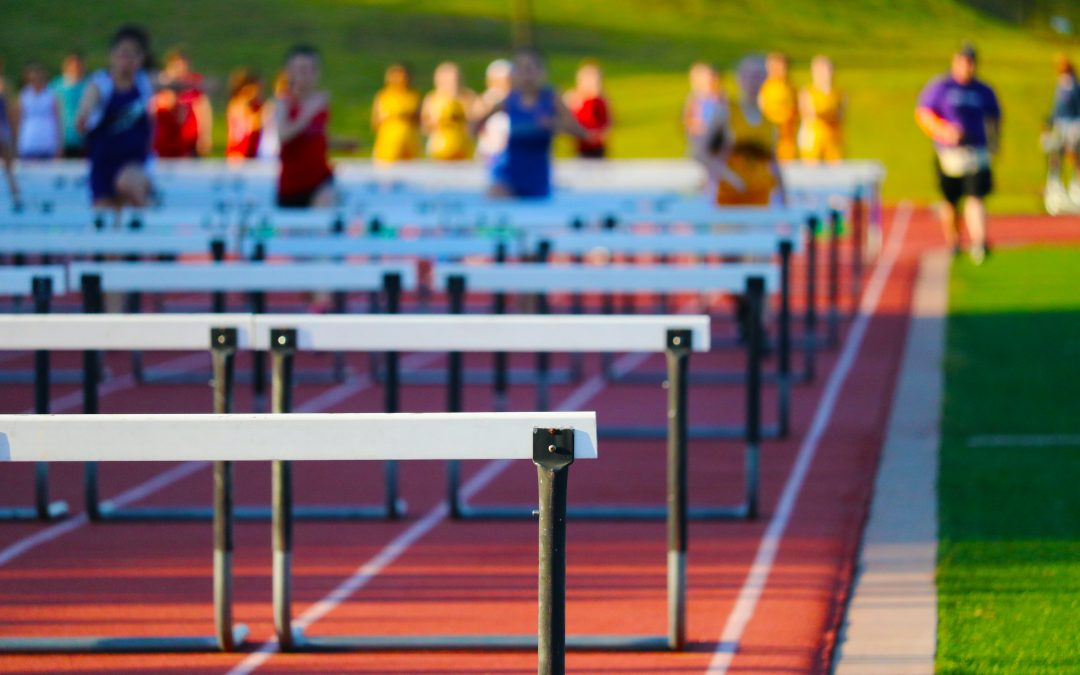 How To Hurdle Over the Writing Blockades
